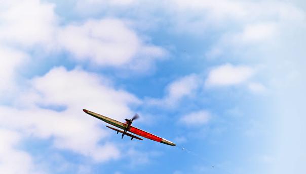 И полетели «Соколы»