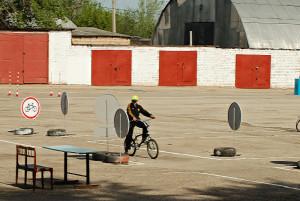 «Безопасное колесо-2014»